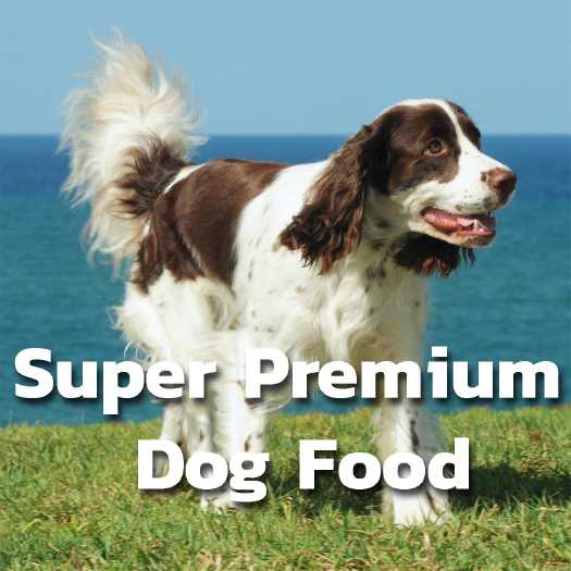 Super Premium Dog Food